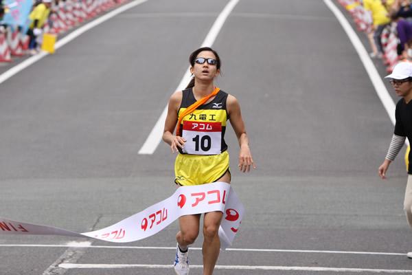 2009実業団女子駅伝西日本大会