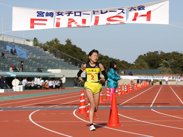 宮崎女子ロードレース