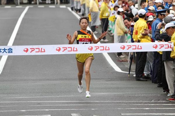 2011実業団女子駅伝西日本大会