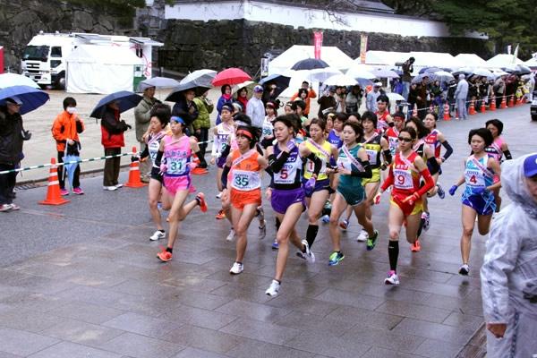 第23回選抜女子駅伝北九州大会