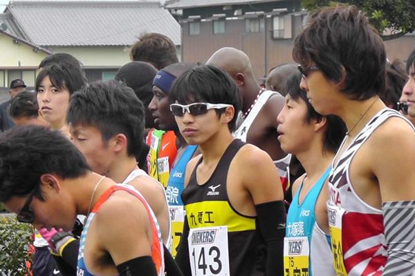 丸亀国際ハーフマラソン