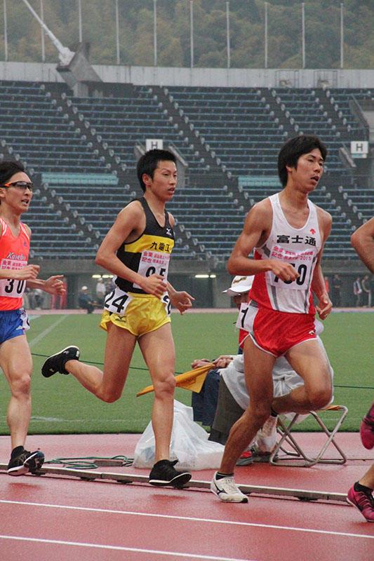 選抜中・長距離熊本大会