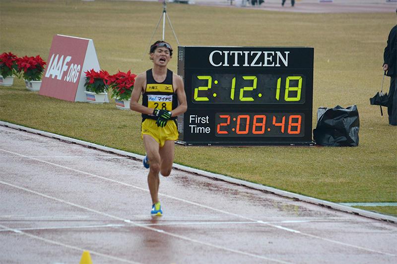 福岡国際マラソン 2016
