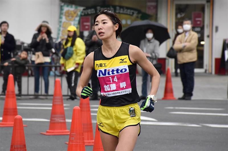 第36回大阪国際女子マラソン