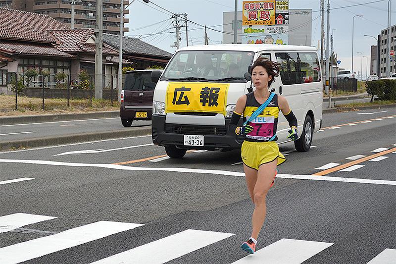 第36回全日本実業団対抗女子駅伝競走大会