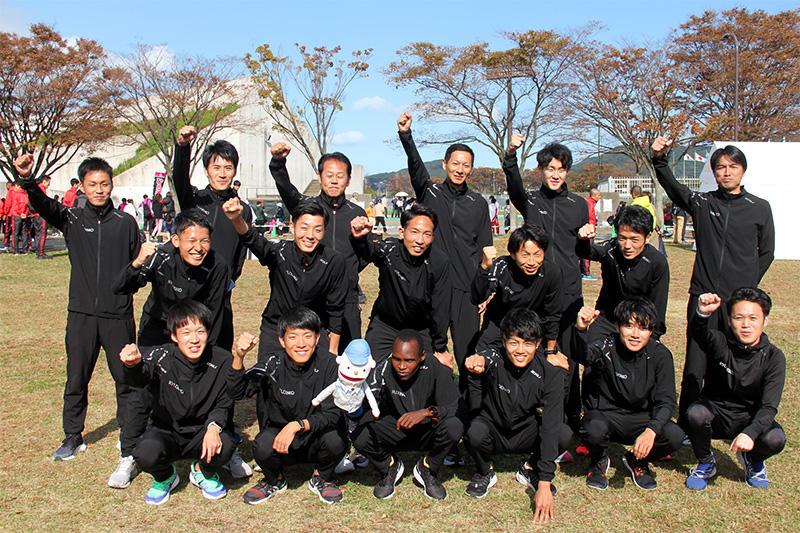 第56回九州実業団毎日駅伝競走大会