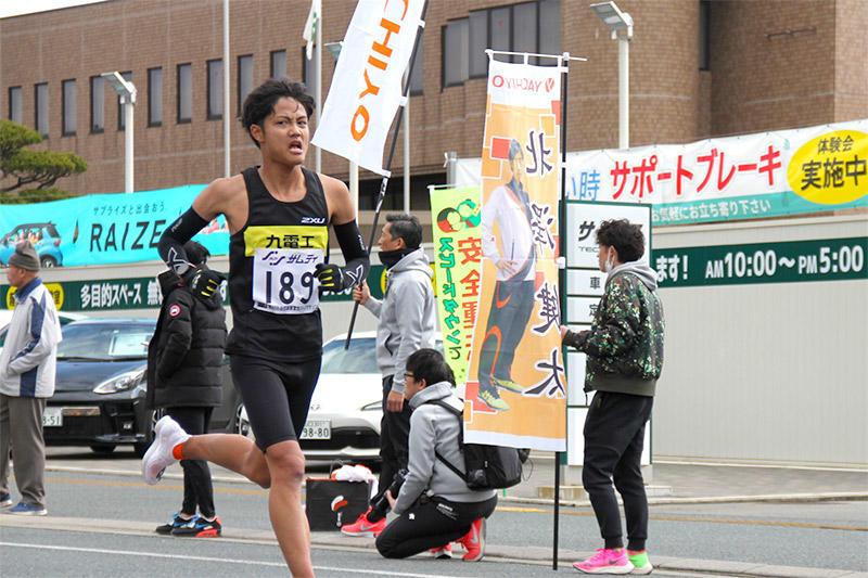 マラソン ハーフ 実業 全日本 団