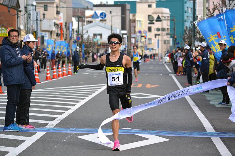 第58回延岡西日本マラソン
