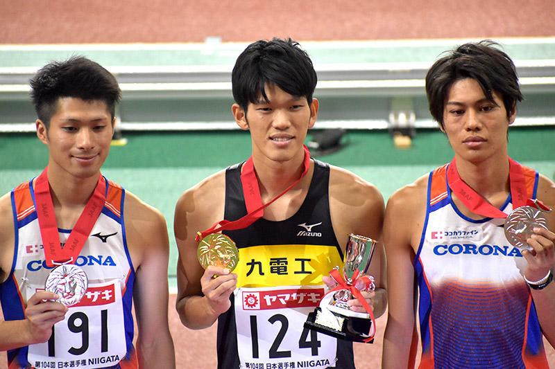 第104回日本陸上競技選手権大会