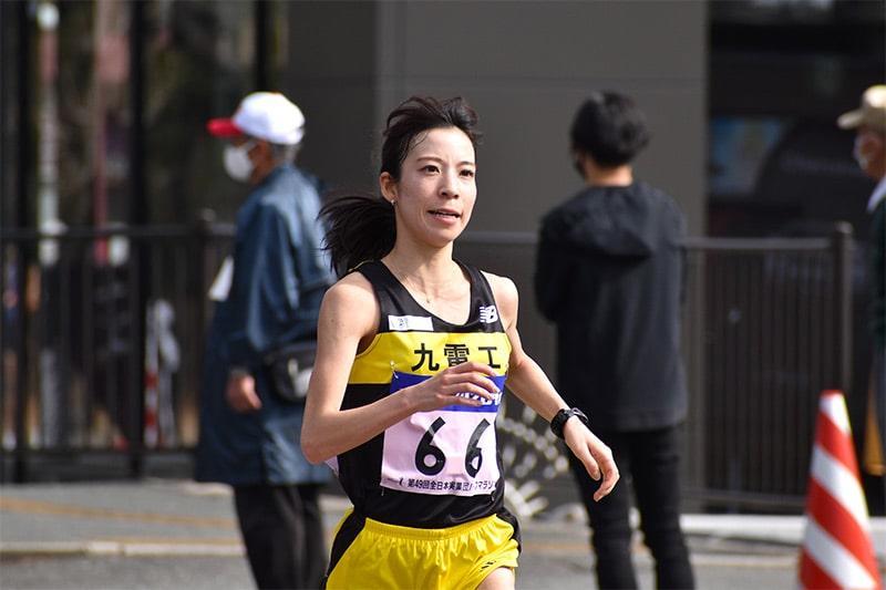 第49回全日本実業団ハーフマラソン(女子)