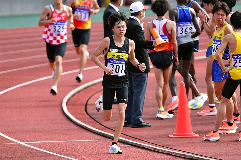 第49回全日本実業団ハーフマラソン(男子)