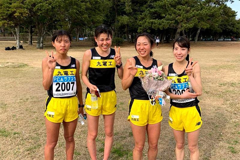 第104回日本陸上競技選手権大会クロスカントリー競走(女子)