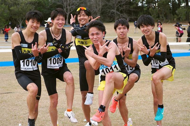 第104回日本陸上競技選手権大会クロスカントリー競走(男子)