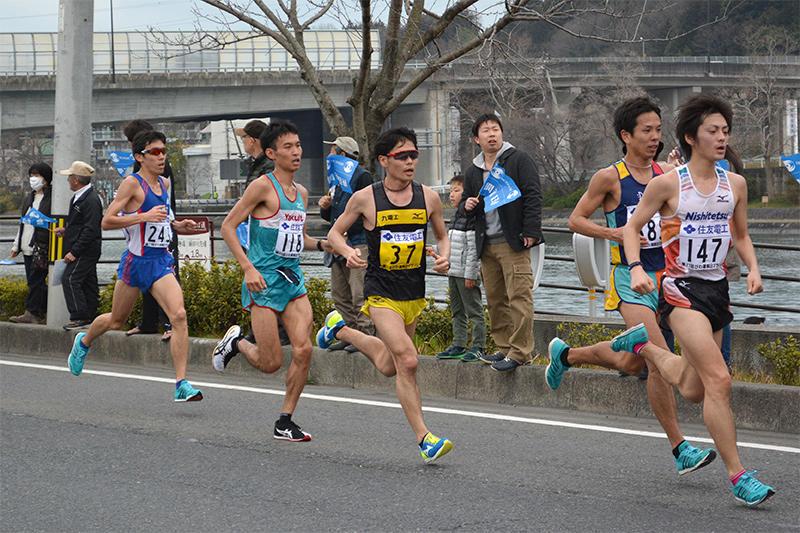 第71回びわ湖毎日マラソン