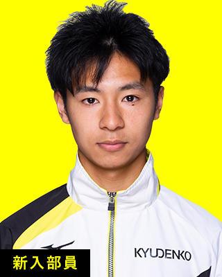 赤﨑 暁(新入部員)